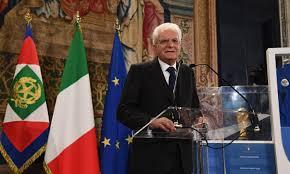Renzi rompe coi 5 Stelle, Mattarella: 'Governo non politico'. Convocato  Draghi al Quirinale | Primapagina