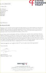 Contribution Letter Charitable Contribution Letter Template