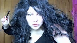 bellatrix lestrange make up tutorial chyaz