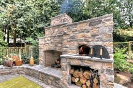 outdoor fireplace pizza oven combo kits decorating tips for hanging pictures diy decoratin