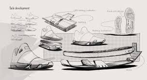 Footwear Design Footwear Design Portfolio On Behance