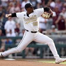Kumar Rocker Heading To MLB Excites ...