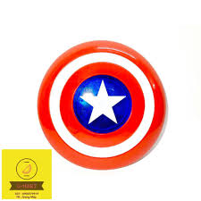 CAPTAIN AMERICA- Khiên Captain america đội trưởng Mỹ size to giảm chỉ còn  99,000 đ