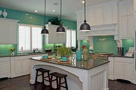 Use colored Subway Tiles