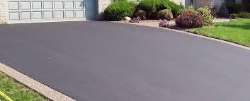 properly edge your asphalt driveway