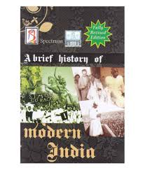 A Brief <b>History of Modern India</b> (2018-2019) Session by Spectrum ...