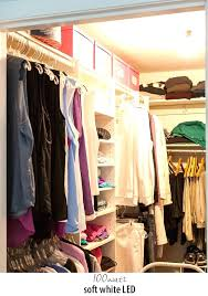 best lighting for walk in closet walk in closet lighting experiment with diffe types and of best lighting for walk in closet