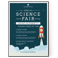science fair flyer template psd docx the flyer press science fair flyer template