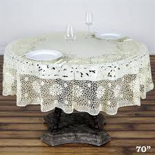 lace round table cloth the tablecloths chair covers table cloths linens runners tablecloth regarding ivory lace