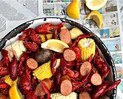 crawfish boil for two carolina country