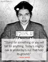 Rosa Parks Quotes Best Best Rosa Parks Quotes Famous Quotes From Rosa Parks That Inspire