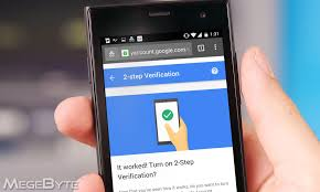 Setup Phone Setup Two Factor Authentication For Gmail Account On Android
