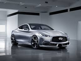 infinity 2017. infiniti q60 coupe concept front three quarters infinity 2017