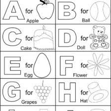 Small Picture Coloring Pages Alphabet Printable Archives Mente Beta Most
