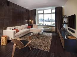 Urban Living Room Design Contemporary Hoboken Living Room Vanessa Deleon Hgtv