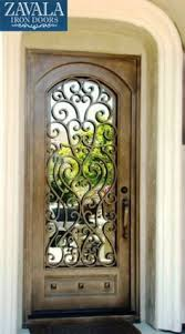 single front doors with glass. Wrought Iron Entry Doors Single Door SD38003 | EBay Front With Glass R