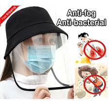 <b>Coronary Protective Hat</b> Eye Protective Mask Adult Anti-spitting ...
