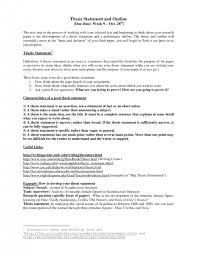 cover letter thesis statement for education essay thesis statement cover letter education essay thesis writing examples image resume of a statement in anthesis statement for