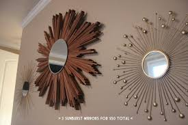 Sunburst Mirror Bedroom Home Design Modern House Plans Sims 3 With Regard To Found