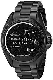 17 best images about smart watches men android wear women s smartwatches michael kors access touch screen black bradshaw smartwatch more at the image link