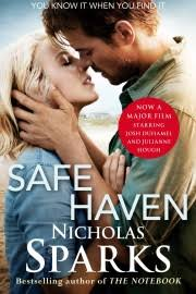 nicholas sparks uk films safe haven