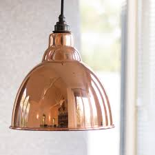 copper pendant lighting. FROM THE ANVIL BRINDLEY COPPER PENDANT LIGHT IN SITU Copper Pendant Lighting