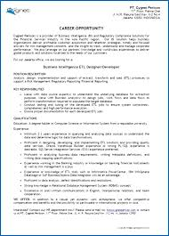 Informatica Sample Resume Best of Informatica Resume Sample Professional Informatica Developer