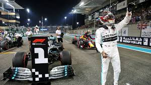 F1 Lights Out Game Abu Dhabi Grand Prix 2019 Qualifying Report Hamilton On