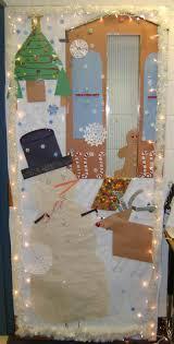 winter door decorating contest. 2009 Door Decorating Contest - Winter Numberland. Can You Spot The Math Symbols? N