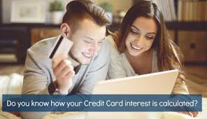 how credit cards interest calculated how is credit card interest calculated
