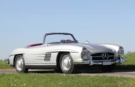 1960 Mercedes-Benz 300SL Roadster | Coys of Kensington