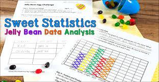 Sweet Statistics Jelly Bean Data Analysis