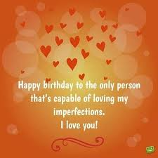 Happy Birthday Love Quotes For Her Amazing Happy Birthday To My Love Birthday Wishes And Quotes ▷ YENCOMGH