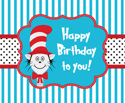 Cat In The Hat Greeting Card Template Vector Art & Graphics ...