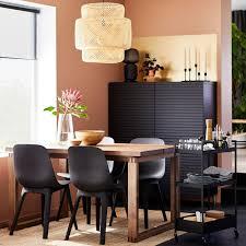 Ein Esszimmer In Erdverbundener Nachhaltigkeit Ikea