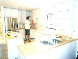Average Cost To Reface Kitchen Cabinets Stunning Average Cost Of New Kitchen Cabinets Home Depot Cabinet Refacing