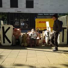 berlin biennale hostile takeover thomas hirschhorn sperr 2016 biennale wiesbaden aug 25 sept 4