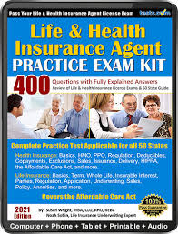 Consider these statistics about health care coverage in kentucky and the insurance options below Life And Health Insurance Agent Licensing Practice Exam 2021 Current