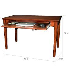 wooden home office desk. Distressed Wooden Desk Wood Office Medium Size Of  Furniture Large Solid Home P