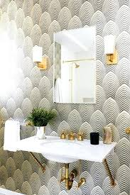 half bathroom ideas brown. bathroom wallpaper ideas best on half brown b