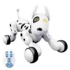 remote control robot interactive puppy dog for kids