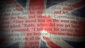History The Bible And The British Throne Vision