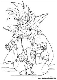 dragon ball z coloring pages on book free pictures dragon ball z coloring pages on book free pictures