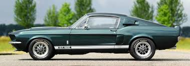 Ford Mustang Shelby GT 500, 1967 - Welcome to ClassiCarGarage