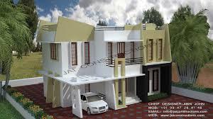 contemporary model plans