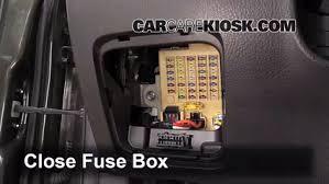 interior fuse box location 2011 2013 kia sorento 2012 kia 2007 kia sportage fuse box diagram at 2012 Kia Sportage Fuse Box