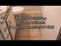 bathtub refinishing antioch california 925 516 7900 bathtub refinishing pro s san francisco bay area