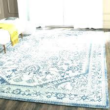 blue grey chevron rug runner navy area