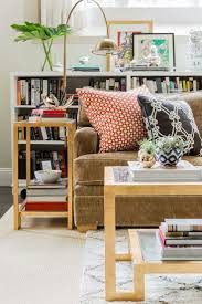 Living Room Bookcase 17 Best Ideas About Bookcase Behind Sofa On Pinterest