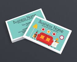 Country Classic Home Design Business Card